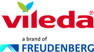 Logo of Vileda which is a brand of Freudenberg
