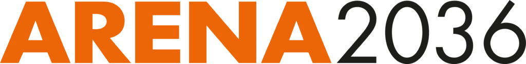 logo of the organisation arena 2036